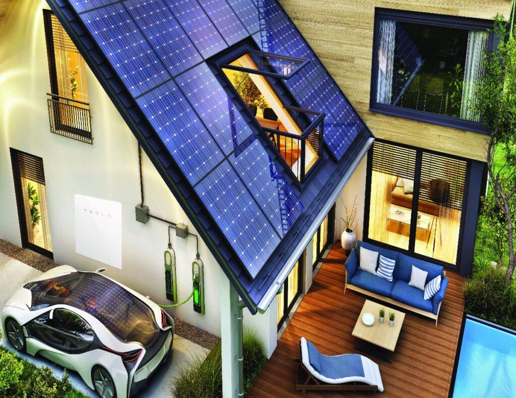 solar balcony